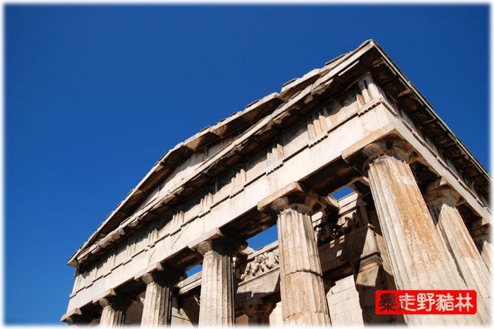 琴海--希腊七日
